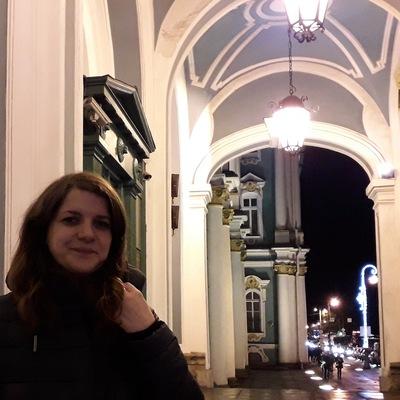 Екатерина Стебнева