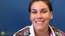 Luiza Monteiro Leading Women's BJJ