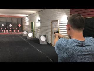 Стрельба из Cz