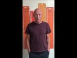 Евгений Федоров приглашает на забег «Айда, Пушкин»
