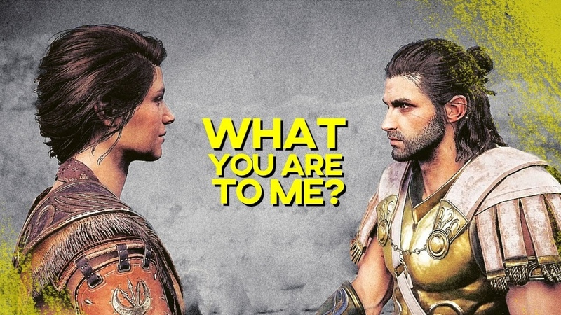 Alexios\Kassandra - What You Are To Me?