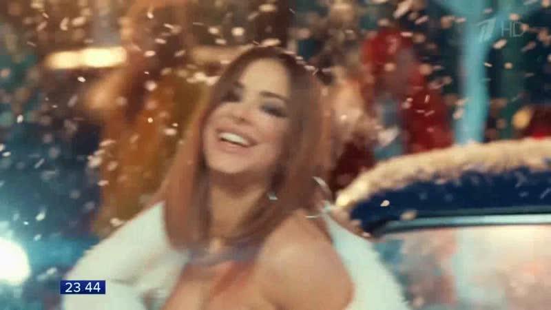 Ани Лорак— «Сумасшедшая» (Новогодняя ночь на Первом, 31-12-2018)