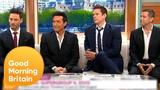 Il Divo's New Single Is a Spanish Version of Adele's Hit 'Hello' Good Morning Britain