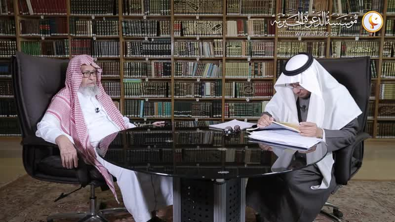 كتاب آداب المشي إلى الصلاة لمعالي الشيخ صالح الفوزان حفظه الله -18-03-1440هـ