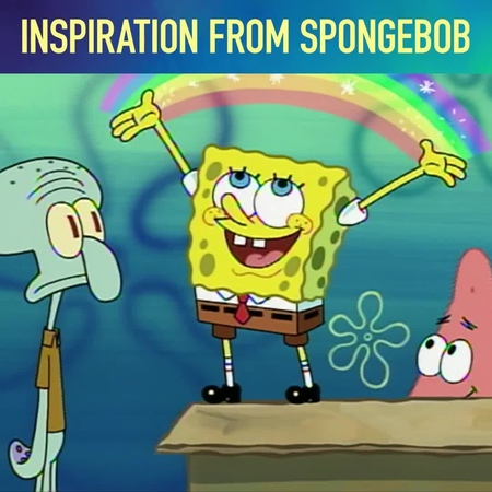 "SpongeBob SquarePants on Instagram ""Inspirational quotes from SpongeBob that will change your life"""