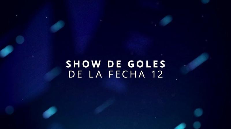Аргентина Суперлига Все голы 12 тура сезона 2018 19