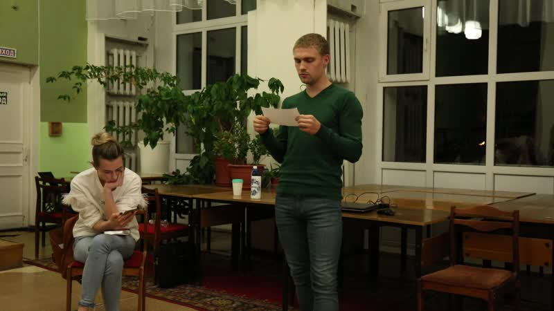 лаборатории брендов чтение стихов