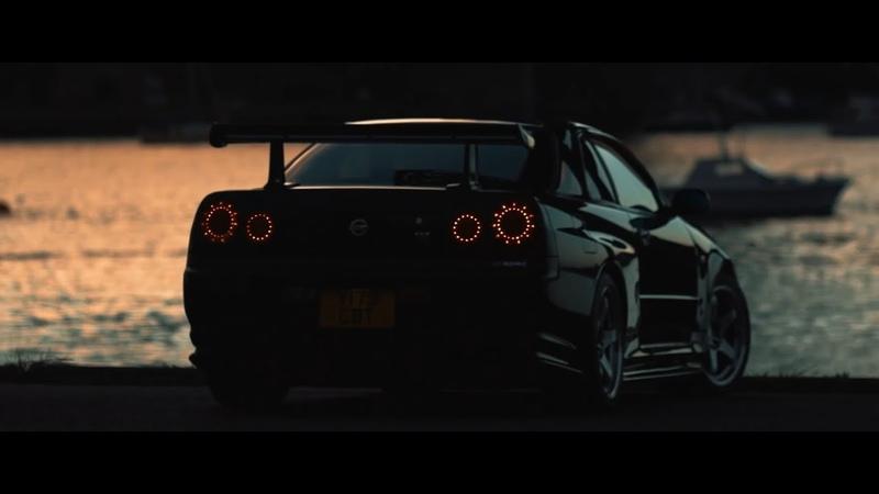 Nissan Skyline R34 GTR | Night Lovell - im gone | (Prod.Прокурор/Prosecutor)