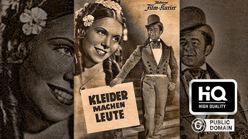 Kleider Machen Leute - 1940 (Full Movie) HQ Video