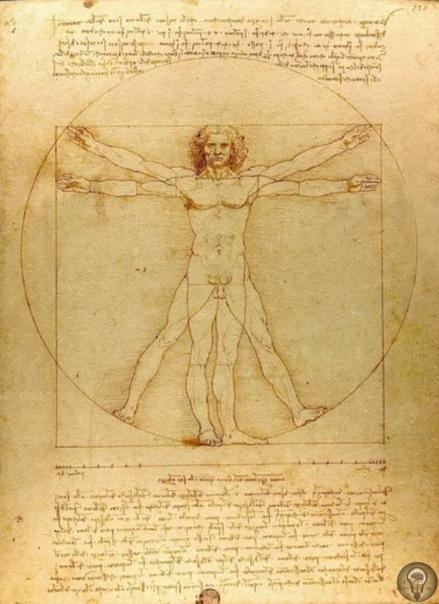 Леонардо да Винчи - гений, родившийся слишком рано