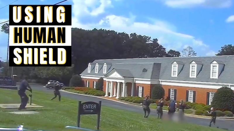 Police Shooting 9 | Human Shield