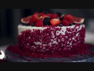 Как сделать торт? | Кондитерские курсы «Время Готовить»