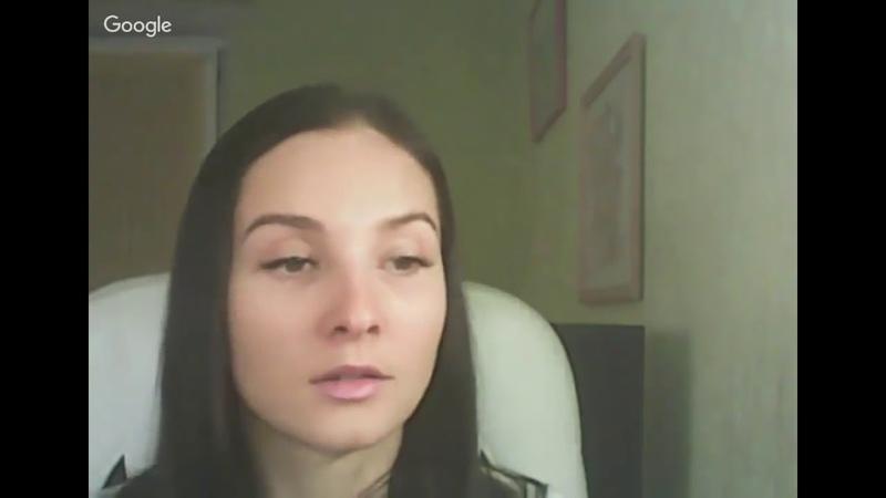 Фейсбилдинг. Евгения Баглык. Строим каркас лица на долгие годы. Вебинар 7. 04. 17