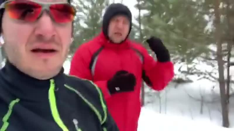 Александр Емельяненко Кросс 10 км, и про лишние килограммы!