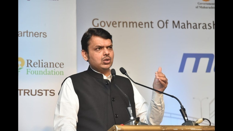 CM Shri Devendra Fadnavis at 'Mumbai 2.0' by GoM and Project Mumbai