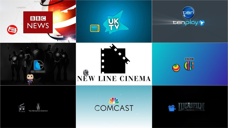 Top 9|6 Best Studio, Production Logo Effects Parody