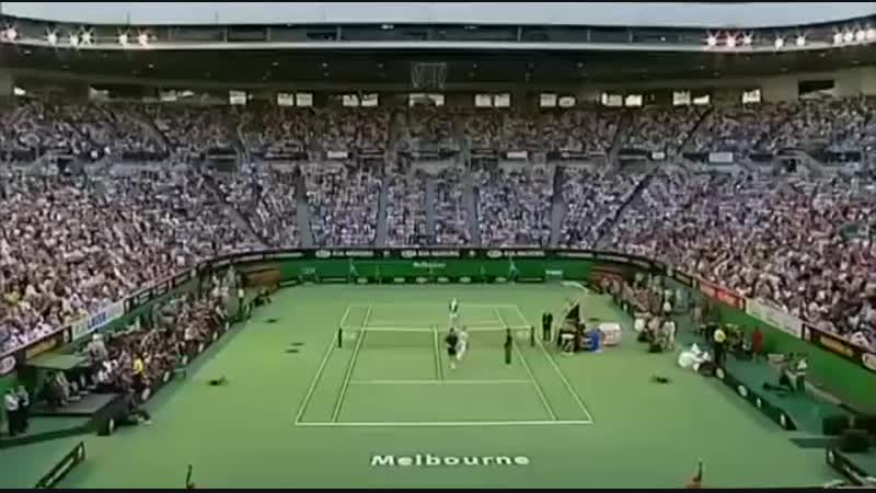 Финал Открытого Чемпионата Австралии 2005 Марат Сафин Ллейтон Хьюитт