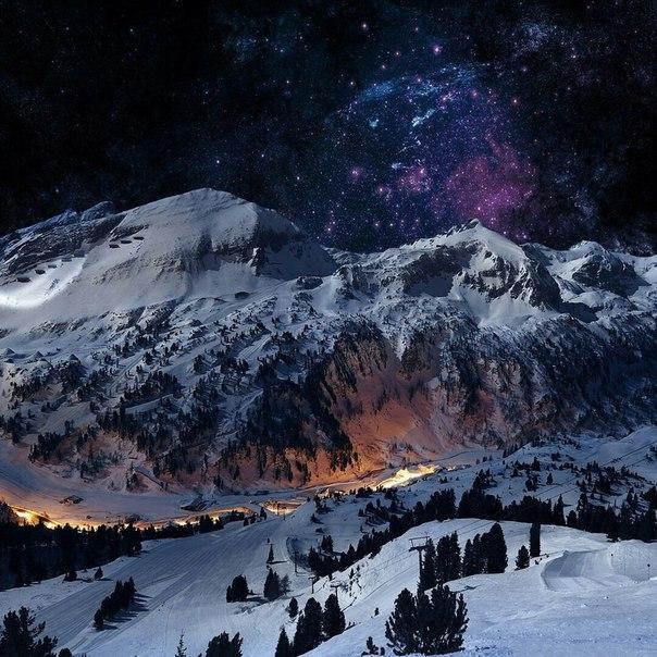 Звёздное небо и космос в картинках - Страница 40 U1FSnpN_qBY