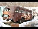 Отец выгнал дочь из Дома ей не Было где жить и она купила ржавый Автобус и сделала дом.