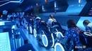 HD Amazing TRON Coaster Ride-through - Shanghai Disneyland