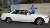 Acura Legend купе 1994 года доказывает что Acura когда-то была крутой