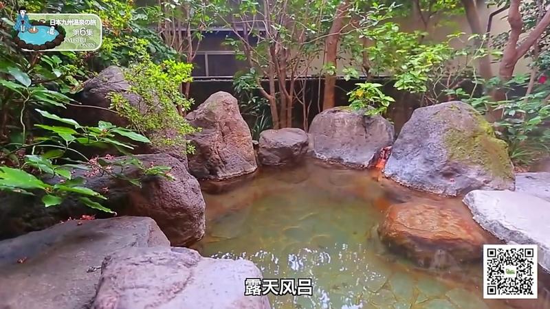 日本九州温泉6 地狱温泉男男裸泡,各种姿势!