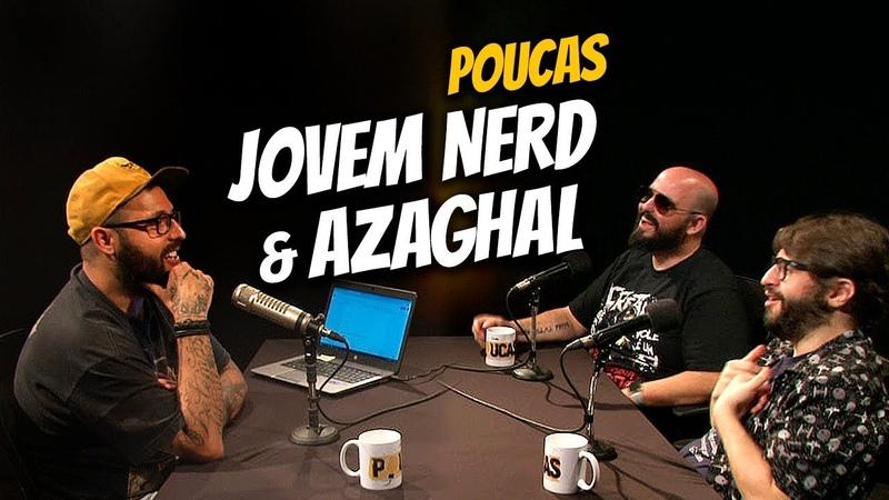 JOVEM NERD AZAGHAL E CAUE CONVICÇÃO ZERO
