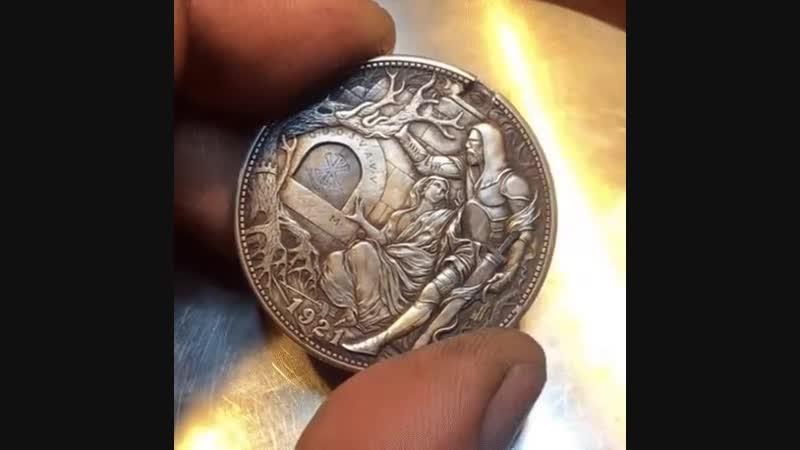 Монетка с секретом