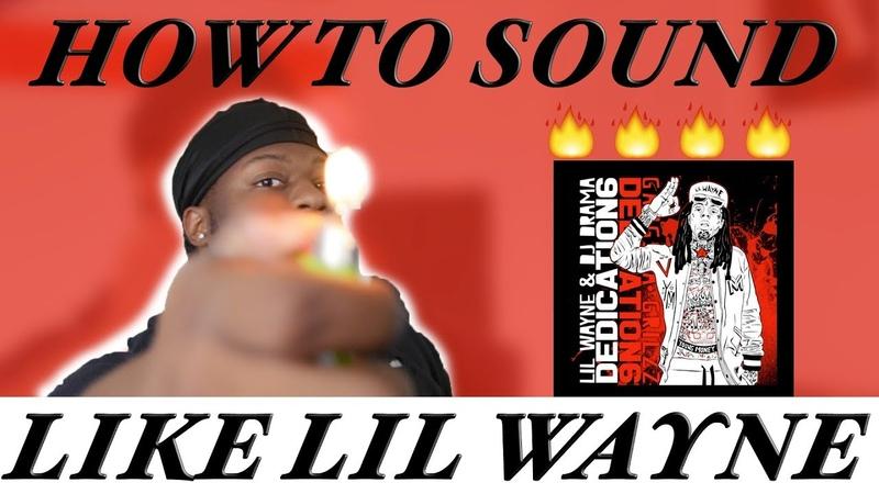 How to Sound Like Lil Wayne Vocal Effect Tutorial! FL Studio | D6