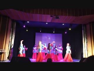 Танго цветов VI рейтинговый чемпионат г.Орел