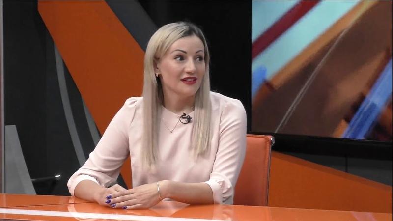 Александра Соболь о Краевом форуме молодых семей в студии 6-ТВ