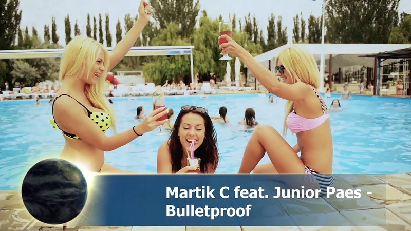 Martik C feat. Junior Paes - Bulletproof