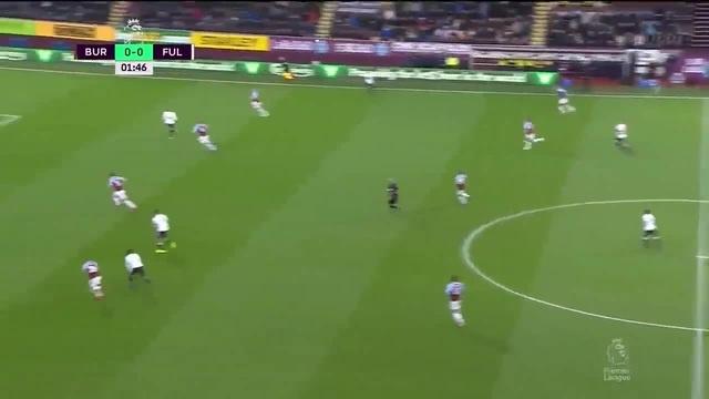 Andre Schürrle vs Burnley Burnley 2 1 Fulham 12 January 2019