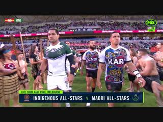Australian Indigenous All-Stars v New Zealand Maori