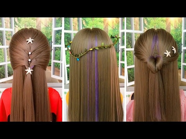 Easy Hair Style for Long Hair | TOP 26 Amazing Hairstyles Tutorials Compilation 2018 | Part 108