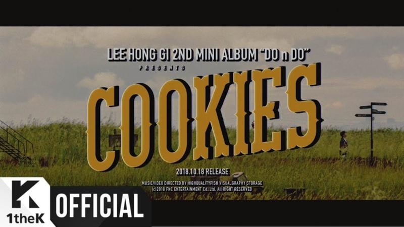 [Teaser] LEE HONG GI(이홍기 (FT아일랜드)) _ 'COOKIES (Feat. JUNG ILHOON(정일훈) of BTOB)' MV TRAILER