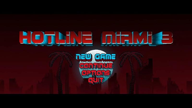Raw Sun - Hotline Miami 3