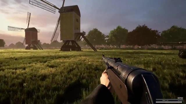 Post Scriptum TIGER TANK COMMANDER 88mm ONE SHOTS Post Scriptum Tank Gameplay