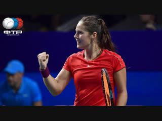 Anastasia pavlyuchenkova vs daria kasatkina | vtb kremlin cup | quarterfinal