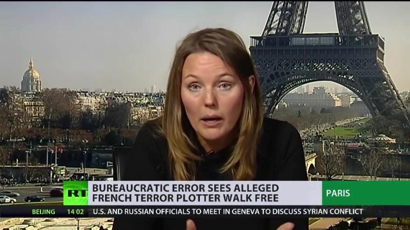 Frankreich: Terrorverdächtiger wegen Justizfehler zweimal laufen gelassen