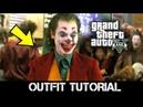GTA 5 Online - Outfit Tutorial (JOKER 2019 Joaquin Phoenix)