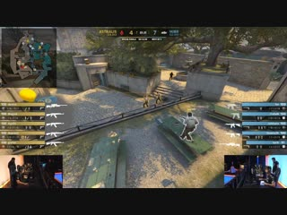 Magisk quad kill on the offense