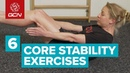 Emma's 6 Core Stability Exercises For Cyclists   Beginner Core Workout