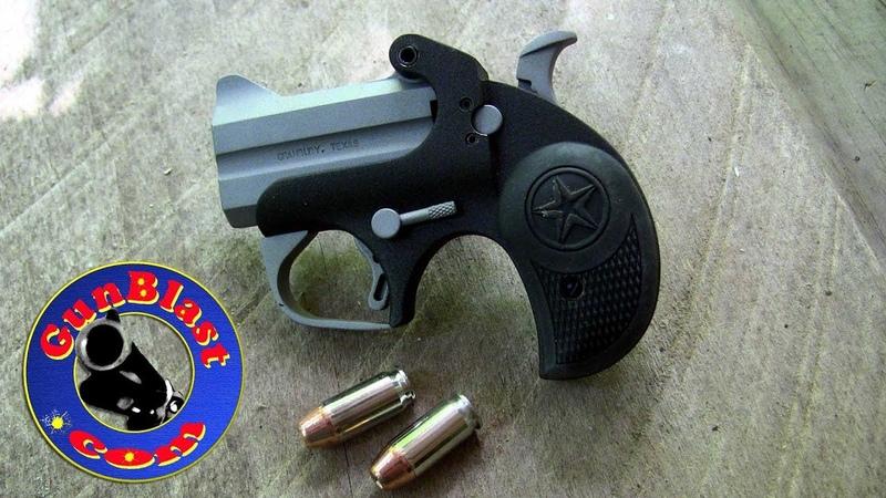 Bond Arms Backup 45 ACP Derringer Giveaway - Gunblast.com