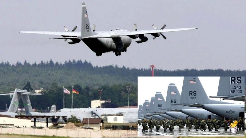 Кремль в панике США возрождают авиабазу Рамштайн