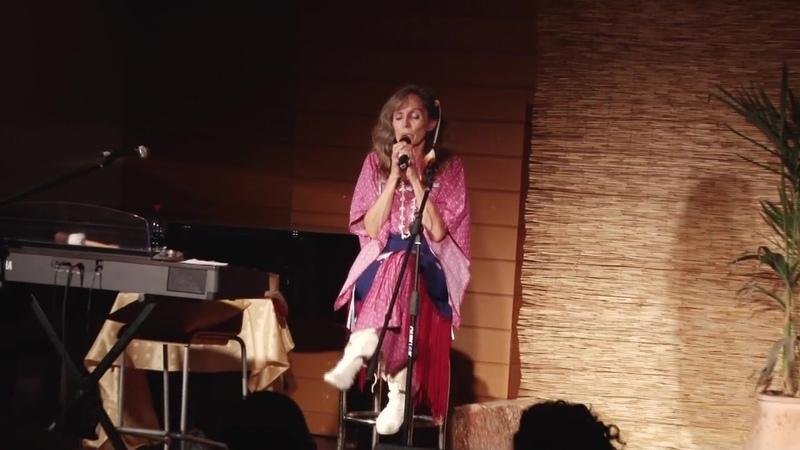 Denean - Wakinyan Wanbli Thank You Song - Israel 2012