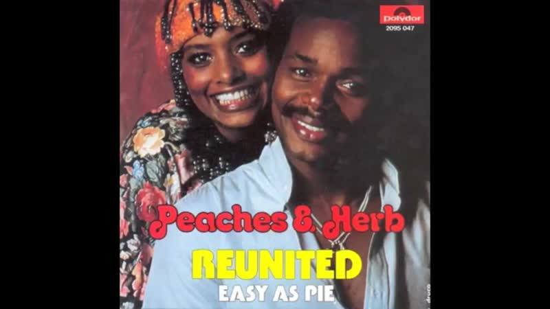 Peaches Herb Reunited Swiftness 01 25 Version Edit By Polydor Records IN LTD