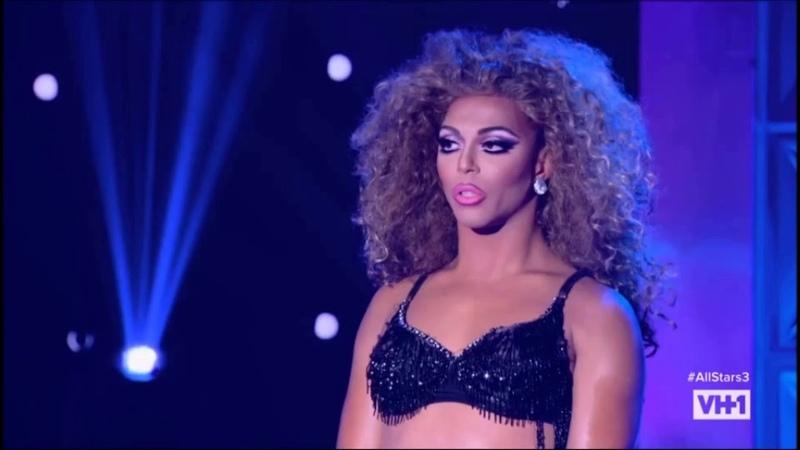 Rupauls Drag Race All Stars Season 3 - Shangela Vs BenDeLaCreme Lipsync For Your Legacy