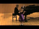 Alma Deutscher aged 6 playing Seitz Concerto in G 2nd and 3rd mov
