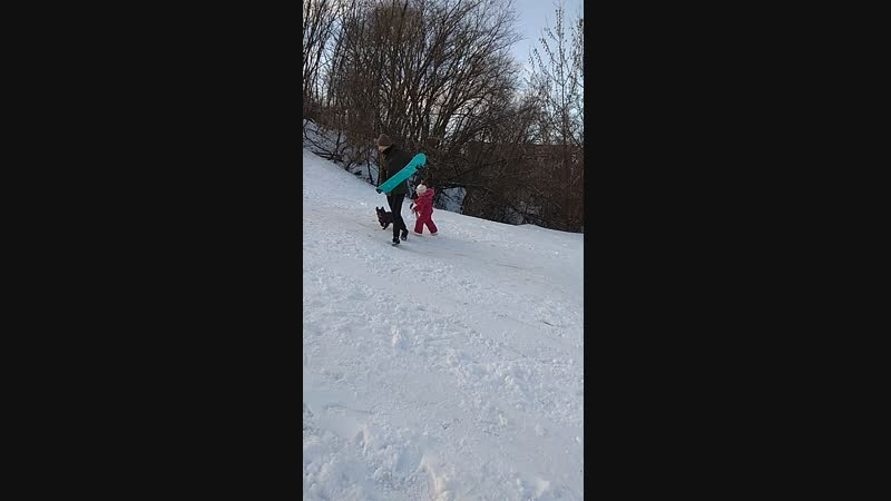 Нюша и сноуборд 2